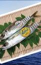 漁港より直送!【鮮魚】関あじ(関アジ)1尾、関さば(関サバ)1尾 中セット 【送料込】