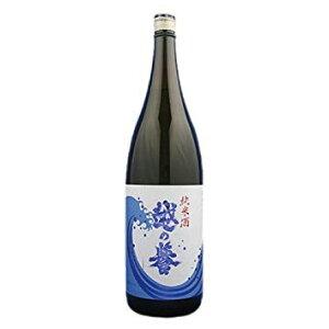 純米酒 越の誉 波純米15.2°1800ml【RCP】
