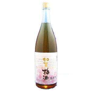 萬歳楽 加賀梅酒 14°1800ml【RCP】