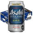 アサヒ スーパードライエクストラハード350ml缶1ケース(24本入)【期間限定品】【楽ギフ_のし】【楽ギフ_のし宛書】