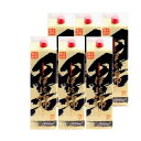本格芋焼酎黒伊佐錦(黒麹)25度1800mlパック1ケース(6本)