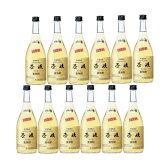 壱岐麦焼酎 壱岐スーパーゴールド22度720ml瓶1ケース(12本)