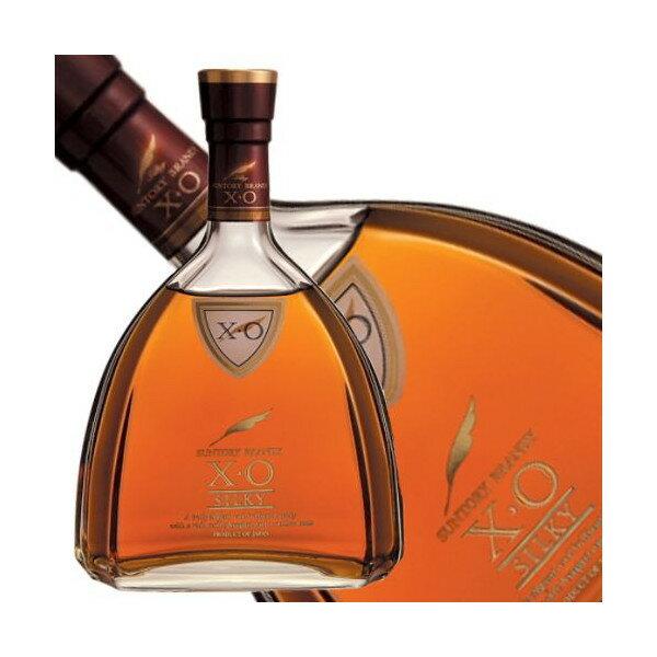 サントリー XO シルキー40度660ml1ケース(12本):九州酒問屋オンライン