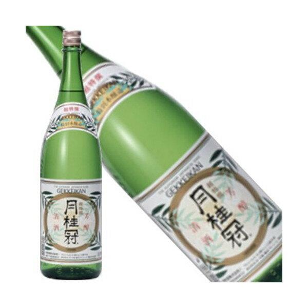 月桂冠 超特選1800ml瓶[箱付]【楽ギフ_のし】【楽ギフ_のし宛書】