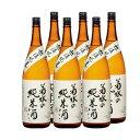 菊水の純米酒 (旨口)1800ml瓶×6本[菊水酒造/新潟県]