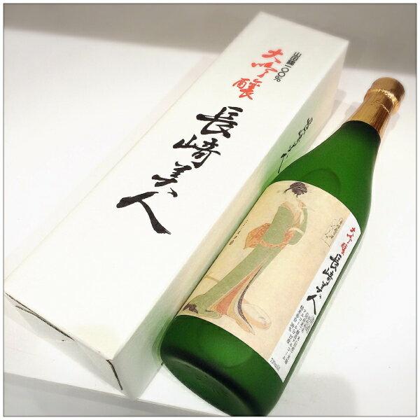 大吟醸 長崎美人720ml瓶[長崎県:福田酒造]...の商品画像