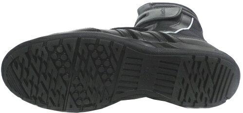 アローマックス#92ブラック福山ゴム高所作業24.5cm−28cm(つま先保護靴)(安全スニーカー)