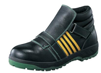 【つま先保護靴】キャプテンプロセーフティ#2福山ゴム24cm−30cm