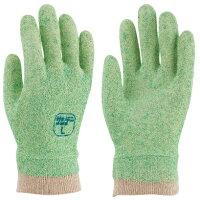 ビニスターサンデーG付き67310双組東和コーポレーション作業用ジャージ付きゴム手袋