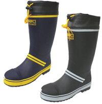 弘進ゴム安全長靴ベンダーセーフティーPSB−321セーフティーブーツKOHSHIN24-28cm(メンズ先芯入)カバー付き安全長靴