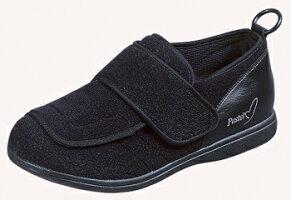 介護靴パステル403(両足)bk11411956br5リハビリシューズ【14%OFF】21-28cm(ハーフサイズなし)