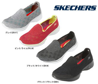 供suketchazugouoku 4-點燃14145(婦女)(SKECHERS)shiura SKECHERS GO WALK 4-Kindle(Skechers)女性使用的女士運動鞋