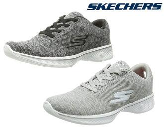 供suketchazugouoku 4-CHERISH 14178(婦女)(SKECHERS)shiura SKECHERS GO WALK 4(Skechers)女性使用的女士運動鞋