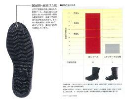 ノサックスHR208マジツク甲プロ付Nベルト付溶接・炉前作業用安全靴(限定受注生産品)madeinJapan