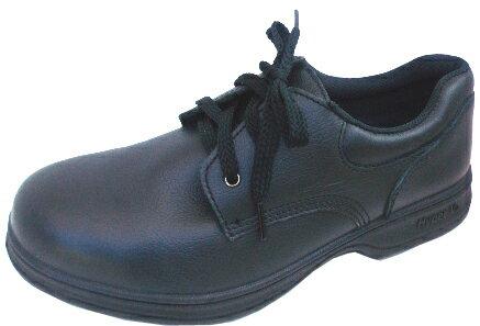 ハイパーV−9000ブラックHyperV安全靴#9000(日進ゴム)つま先保護鋼製先芯JIST8101適合品24.5cm-29cm