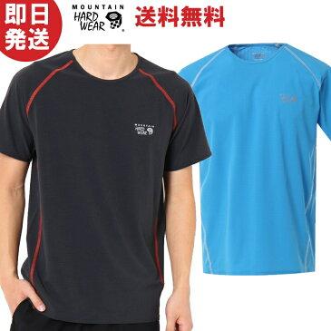 【ネコポス送料無料】Mountain Hardwear マウンテンハードウェア Tシャツ Hardwear VNT T ハードウェアVNT Tトレイルランニング トレラン OE8212