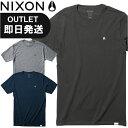 【ネコポス送料無料】NIXON ニクソン Tシャツ ティーシャツ TEE SPARROW NS2675
