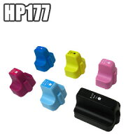 HP177【セット】互換インクHP177C8719HJC8771HJC8772HJC8773HJC8774HJC8775HJHP177黒BKCMYLCLMプリンターインクインクカートリッジ送料無料【HP1773セット以上お買い上げであす楽対応】