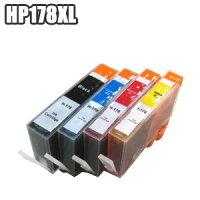 HP178XL【チョイス】HP178XL4MPicチップ付4色互換インクセット増量Deskjet3070A3520Photosmart55105520651065206521B109AC5380C6380D5460PlusB209APremiumFAXAll-in-OneC309aC309G【HP178XL4MP3セット以上であす楽対応】株式会社来夢製