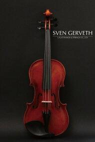 【バイオリン】SvenGerveth2016年製新作ジャーマンバイオリンスベン・ゲルベス