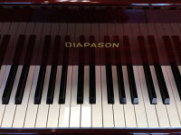DIAPASONディアパソングランドピアノD-164Fサイレント機能付!【中古】