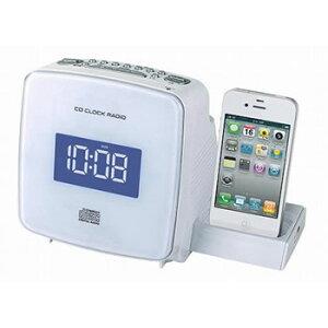 ■Nanaはクレジット決済も可能です■WINTECH【ウィンテック】iPhone/iPodドッキングCDクロック...