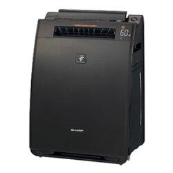 シャープ【SHARP】加湿空気清浄機KI-EX55-T(ブラウン系)★【KIEX55】
