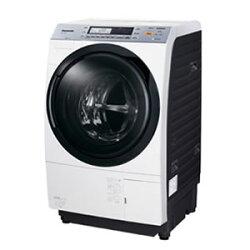 パナソニック【日時指定不可】ななめドラム洗濯乾燥機NA-VX7500L-W(クリスタルホワイト)★【NAVX7500L】
