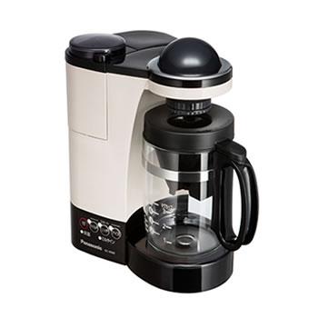 パナソニック【Panasonic】コーヒーメーカー NC-R400-C(カフェオレ)★【NCR400】