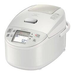日立【HITACHI】5.5合炊きIH炊飯器ふっくら御膳RZ-YV100M-W(パールホワイト)★【RZYV100M】