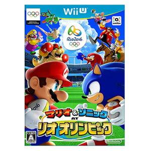 任天堂【Wii U】マリオ&ソニック AT リオオリンピック WUP-P-ABJJ★【6月22…