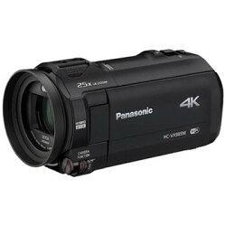 パナソニック【Panasonic】デジタル4KビデオカメラHC-VX985M-K(ブラック)★【HCVX985MK】
