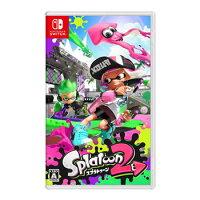 任天堂【お一人様1本まで】Nintendo Switch スプラトゥーン2 ソフト HAC-P-AAB6A★【Splatoon2】