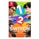 任天堂【ゲームソフト】Switch 1-2-Switch HAC-P-AACCA★バラエティ【ワンツースイッチ】