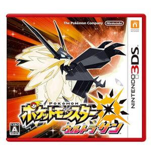 任天堂【ポケモン】3DS ポケットモンスター ウルトラサン CTR-P-A2AJ★【CTRPA…