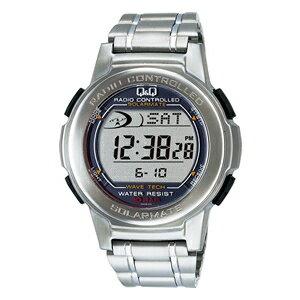 シチズン【Q&Q】デジタル SOLARMATE ソーラー電源腕時計 MHS5-200★【MHS5200】
