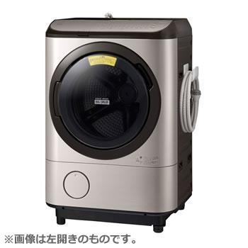 日立【代引・日時指定不可】洗濯12kg 乾燥7kg ドラム式洗濯乾燥機 右開き BD-NX120FR-N★【ビッグドラム】