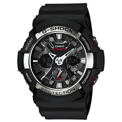 カシオ【CASIO】G-SHOCKGA-200-1AJF★【GA200】