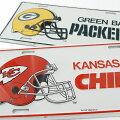 アメリカンフットボール、ライセンスプレート1(新品、NFL)