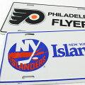 US.アイスホッケー、ライセンスプレート1(新品、NHLアイスホッケー)