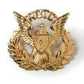 US.ROTC.キャップバッジ(新品)ミリタリー