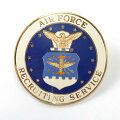 USAF.リクルートサービス、バッジ(新品)ミリタリー