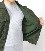グリーン ジャケット