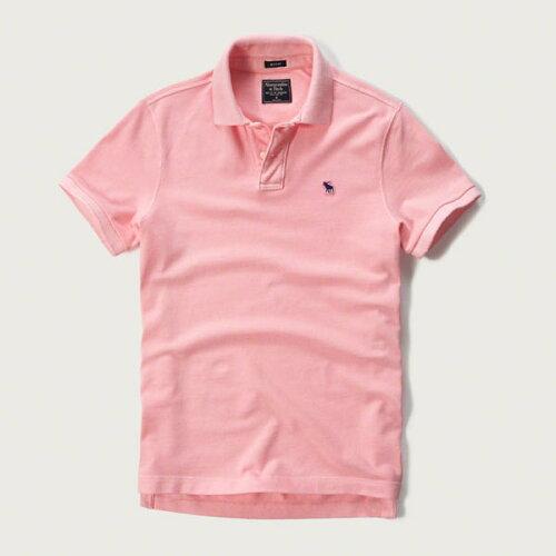 アバクロンビー&フィッチ 正規品 アバクロ Abercrombie&Fitch メンズ ポロシャツ:Icon Polo - P...