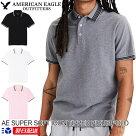 アメリカンイーグル/ポロシャツ