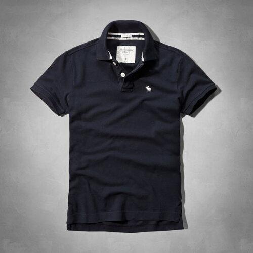 アバクロンビー&フィッチ 正規品 アバクロ Abercrombie&Fitch メンズ ポロシャツ:Latham Pond P...
