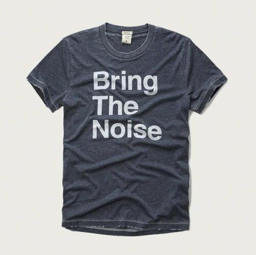 アバクロンビー&フィッチ 正規品 アバクロ Abercrombie&Fitch メンズ Tシャツ:Heritage Logo Bu...