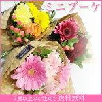 歓送迎・卒業・入学ミニブーケ・ミニアレンジ5個以上送料無料