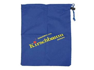 【よりどり5個で送料無料】Kirschbaum(キルシュバウム)シューズ袋ブルーKB-50-BL●●