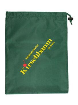 【よりどり5個で送料無料】Kirschbaum(キルシュバウム)シューズ袋グリーンKB-50-G【定番】●●